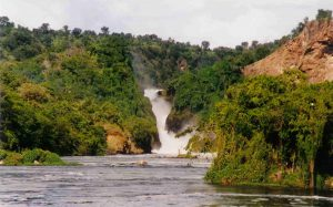 Murchisons Falls in Oeganda